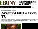 Arsenio Hall Back on TV