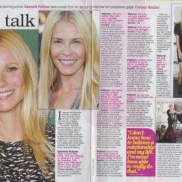 Gwyneth Paltrow Interviews Chelsea Handler </br> TV Soap