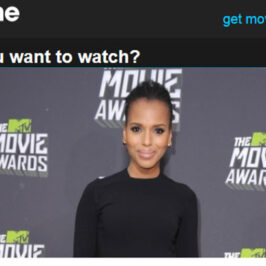 Kerry Washington, 'Peeples' Star, on Perfectionism, Avoiding Labels, and Losing Herself in Her Work</br>Moviefone