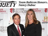 Team Rubicon Honors A&E's Nancy DubucVariety