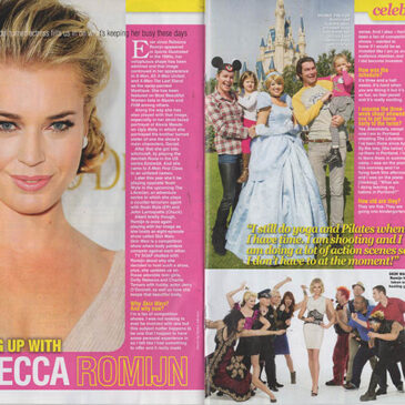 CATCHING UP WITH REBECCA ROMIJNTV Soap