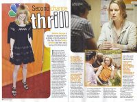 Second Chance Melissa George NBC's THE SLAPTV Soap Magazine