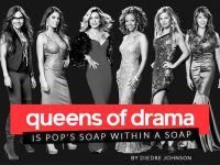 Queens of Drama Dish Magazine