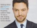 Dominic Cooper – Special Agent  TV Soap