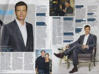 Scott Foley – The Hunk Factor  TV Soap Magazine