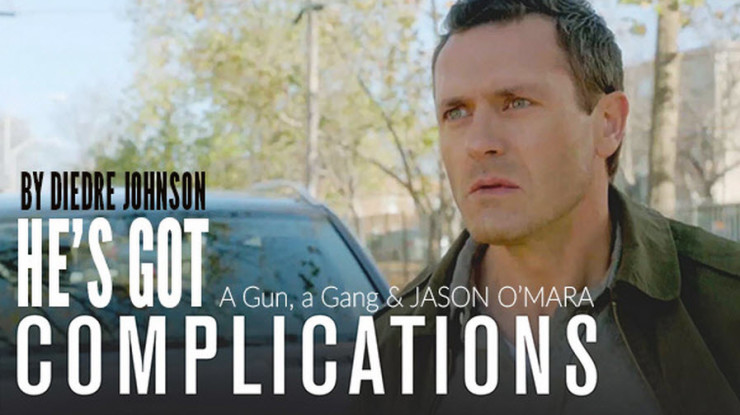 Jason O'Mara's got Complications Dish Magazine