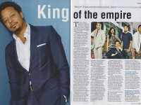 King of Empire Terrence Howard InterviewTV Soap