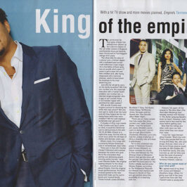 King of Empire Terrence Howard Interview</br>TV Soap