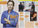 "Luke Perry ""Don't ask me about 90210.""  TV Soap"