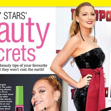 Sexy Stars' Beauty SecretsTV Soap