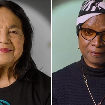 Dolores Huerta and Angélique Kidjo, Education Sets People on the Path to PowerVariety